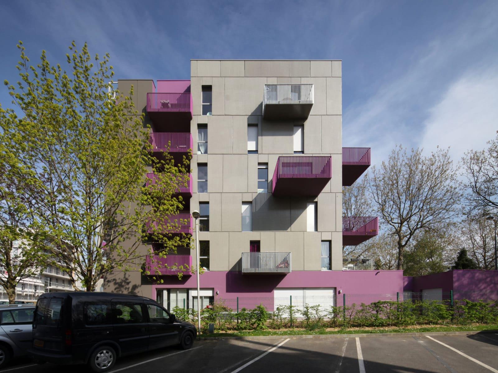 metropolis par cg architectes rennes france actuarchi. Black Bedroom Furniture Sets. Home Design Ideas