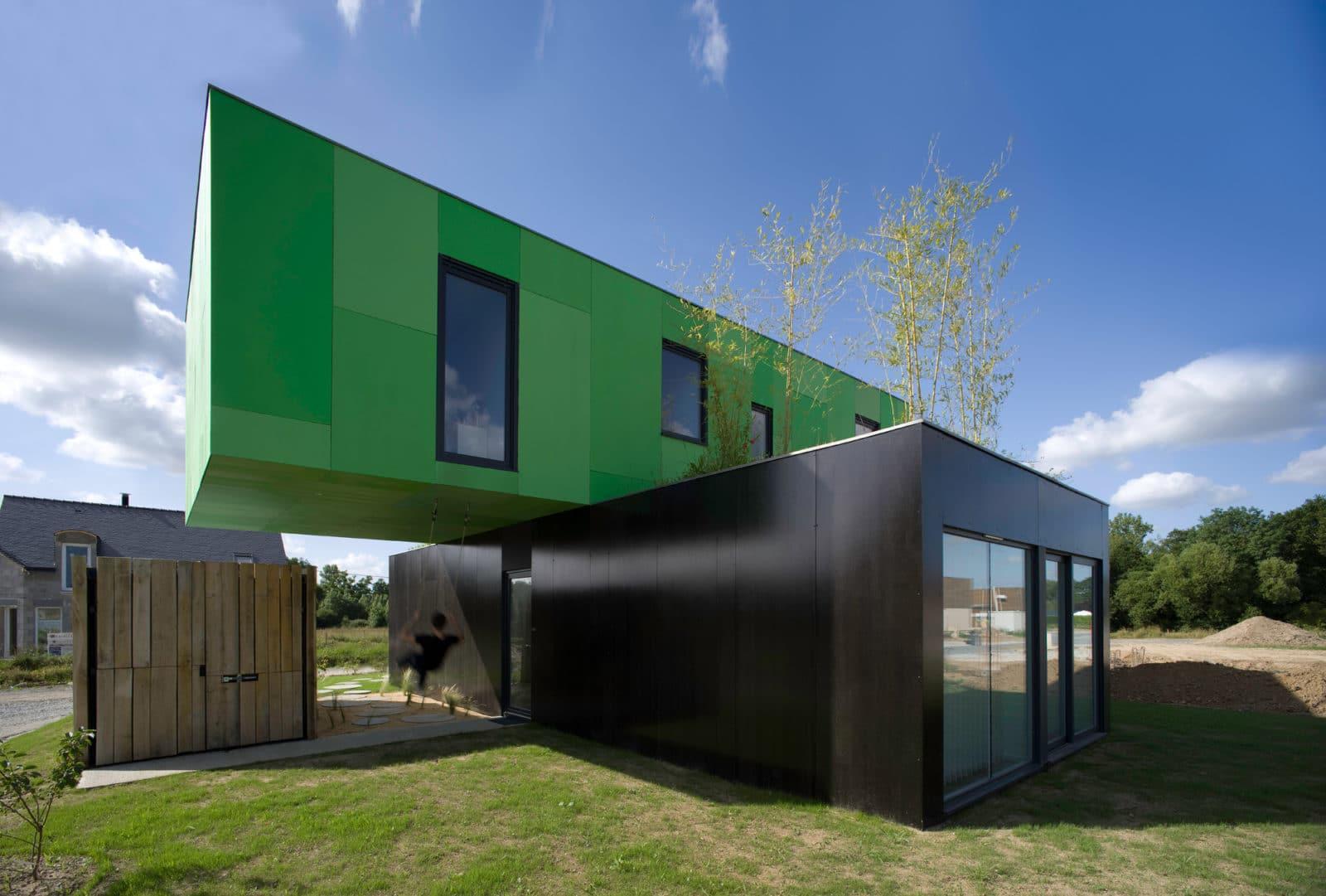 Cg architectes actuarchi - Residence languedoc rennes ...