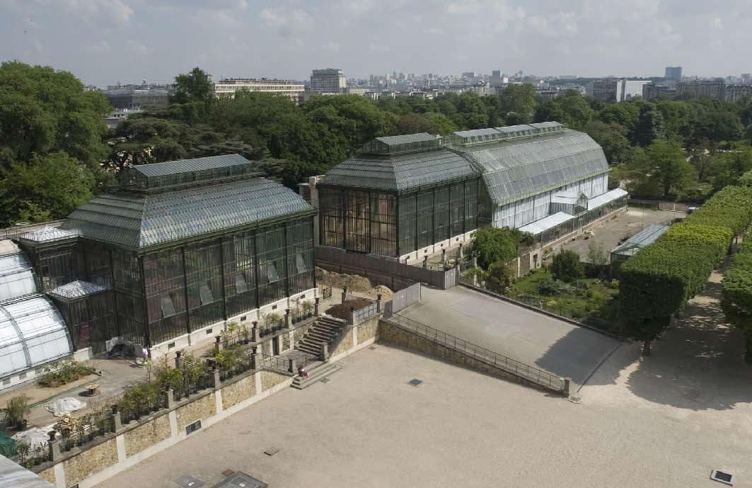 Jardin des Plantes à Paris par LAN Architecture. - Actuarchi