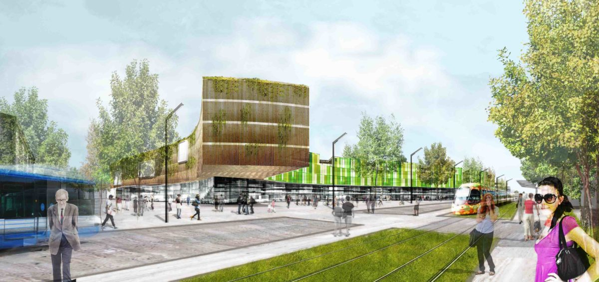 © N+B Architectes ; CD Architectes ; Hitoschi Abe