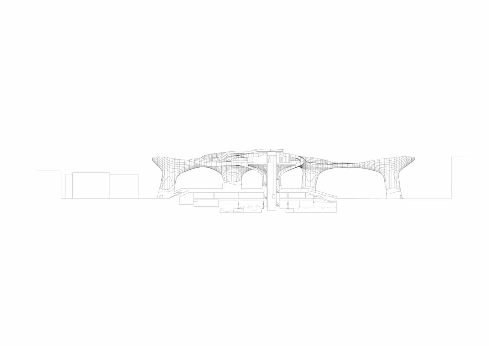 metropol parasol s ville par j mayer h architects actuarchi. Black Bedroom Furniture Sets. Home Design Ideas