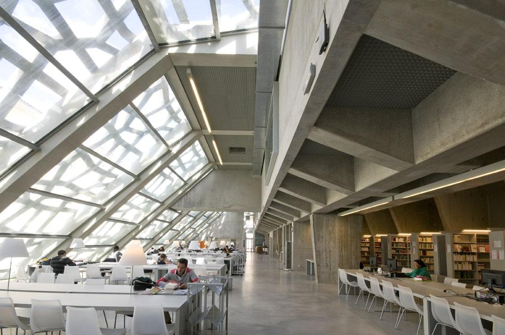 biblioth que de bayonne par jean de giacinto architecture