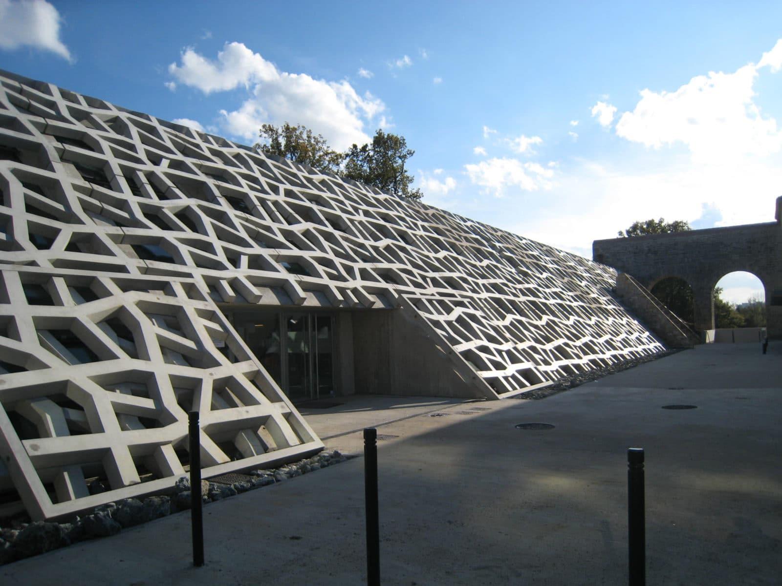 © Jean de Giacinto Architecture Composite