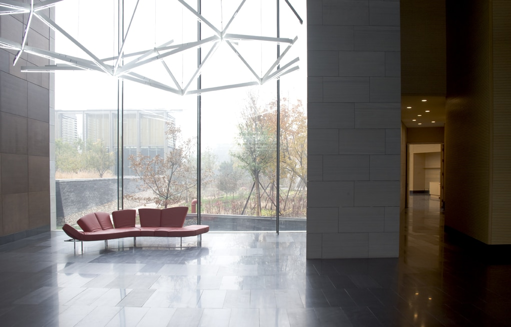 ambassade de france en chine par sarea alain sarfati architecture actuarchi. Black Bedroom Furniture Sets. Home Design Ideas