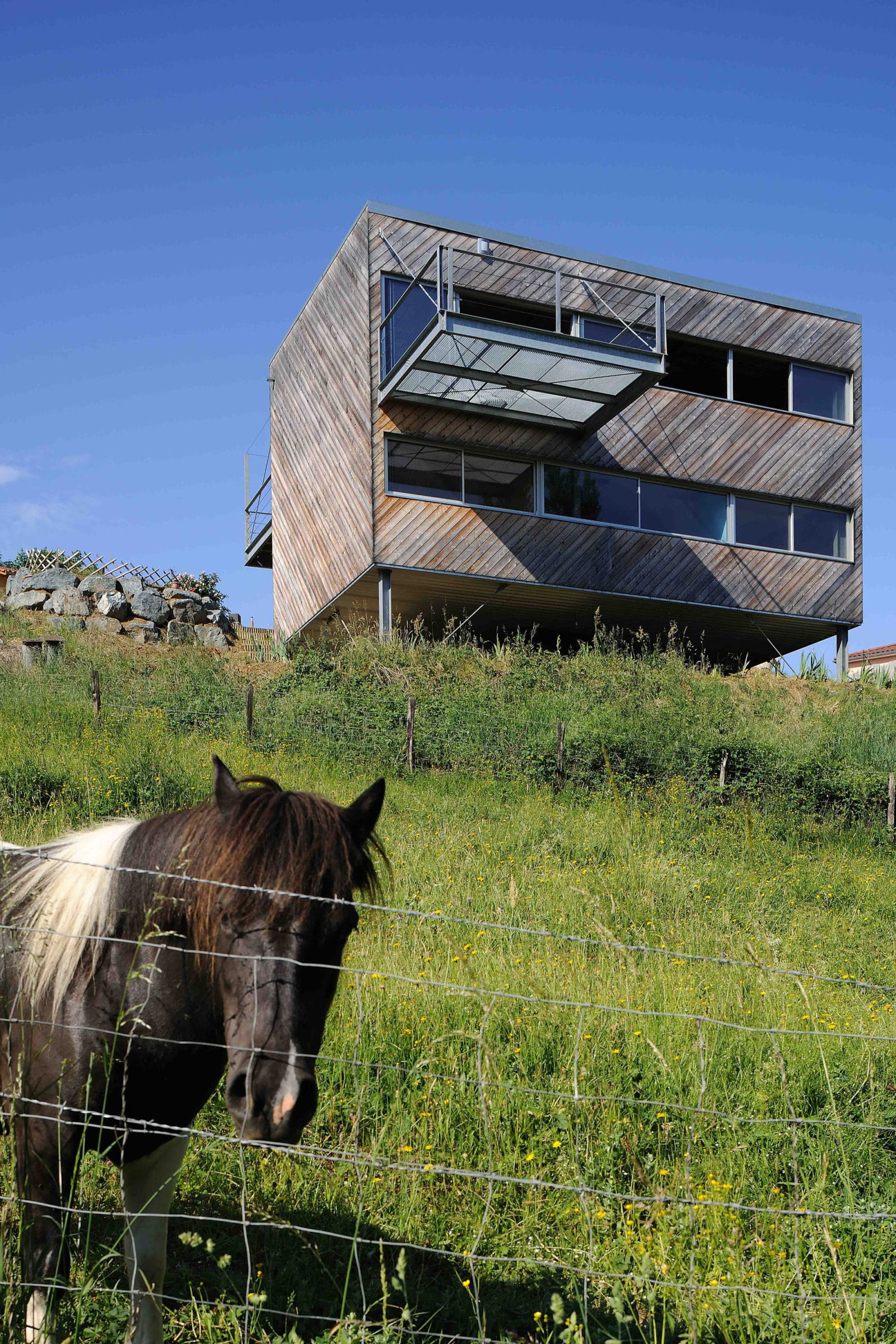 © Studio Erick Saillet - Architectes : Barrès & Coquet