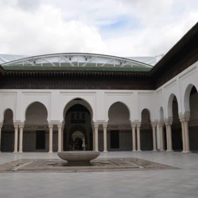 Couverture de la Grande Mosquée de Paris