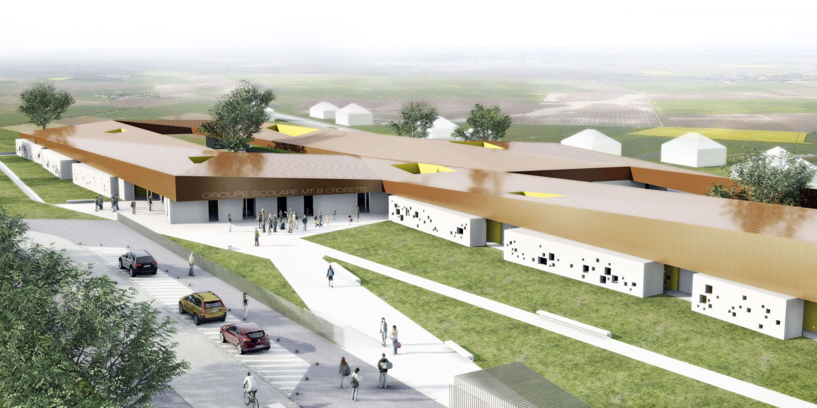 architecture ecole primaire