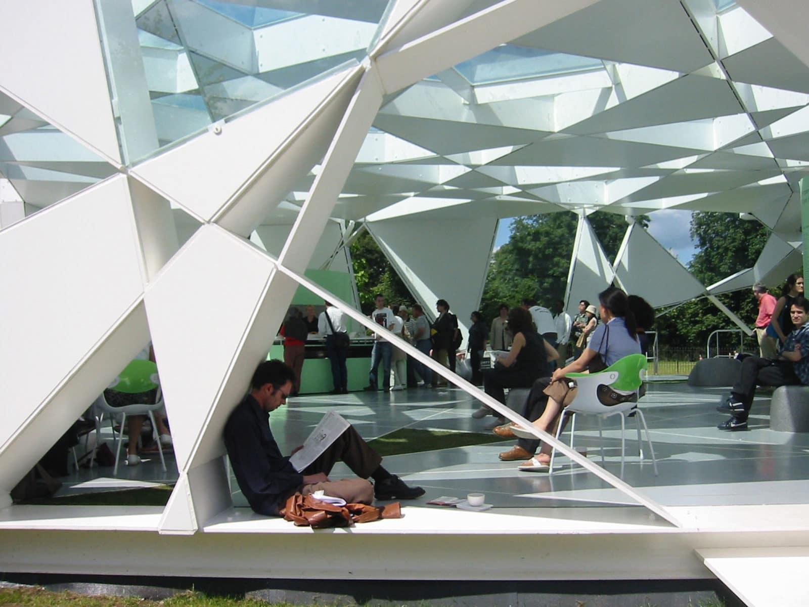 Pavilion Serpentine - 2002