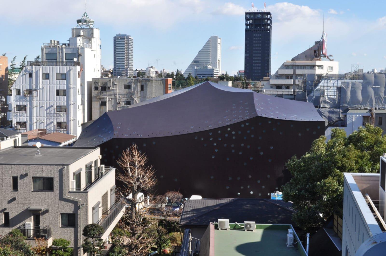 Théâtre de Za-Koenji - 2008