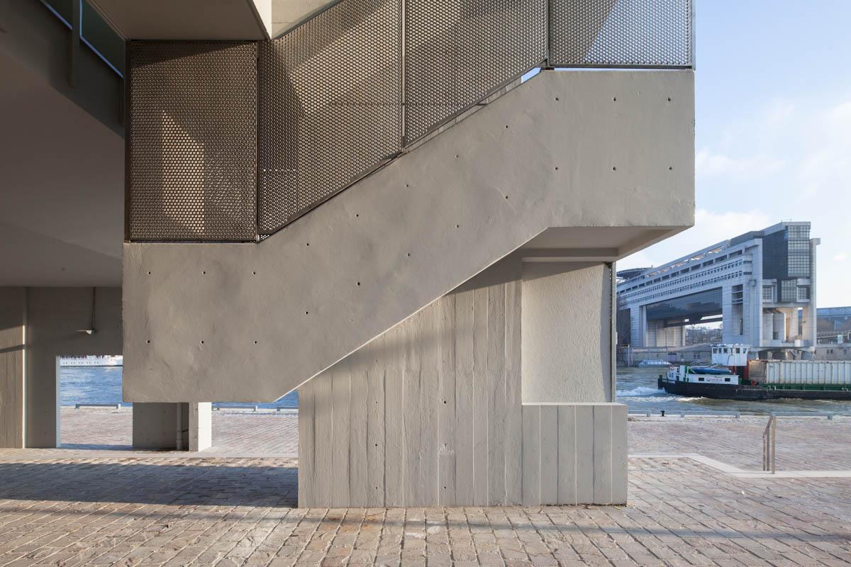 © Jean-Baptiste Lacoudre Architecture