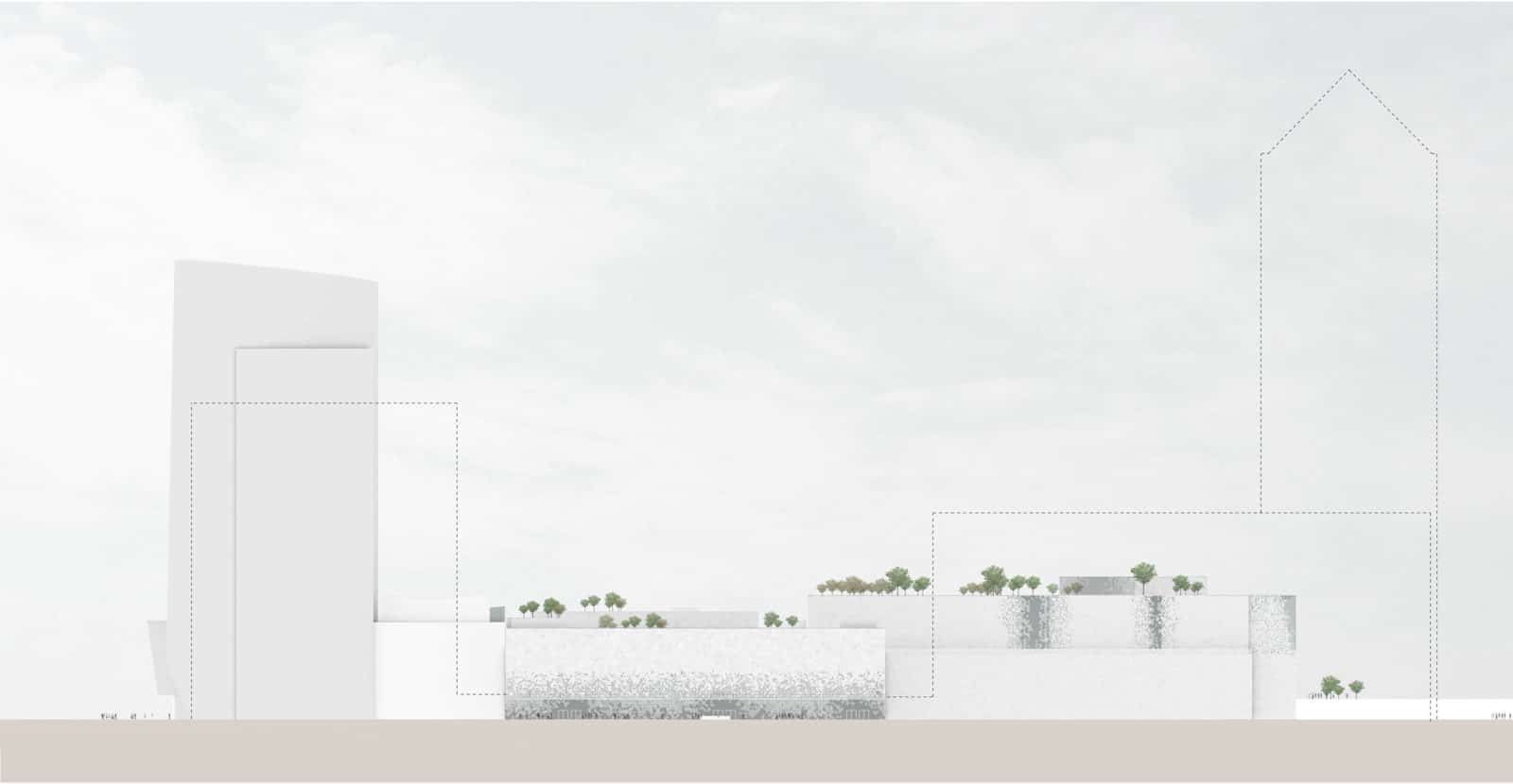facade nord lyon