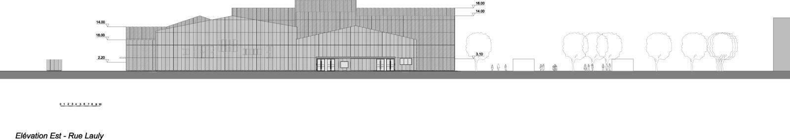 facade EST