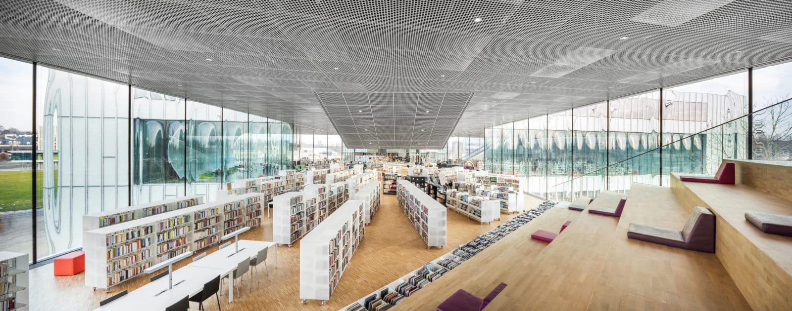01_Bibliothèque Alexis de Tocqueville_ Photo by Delfino Sisto Legnani and Marco Cappelletti