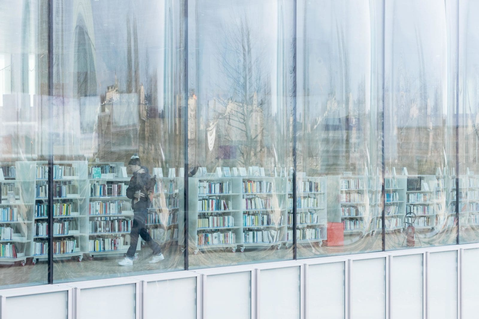 01_Bibliothèque Alexis de Tocqueville_ Photo by Iwan Baan_6421