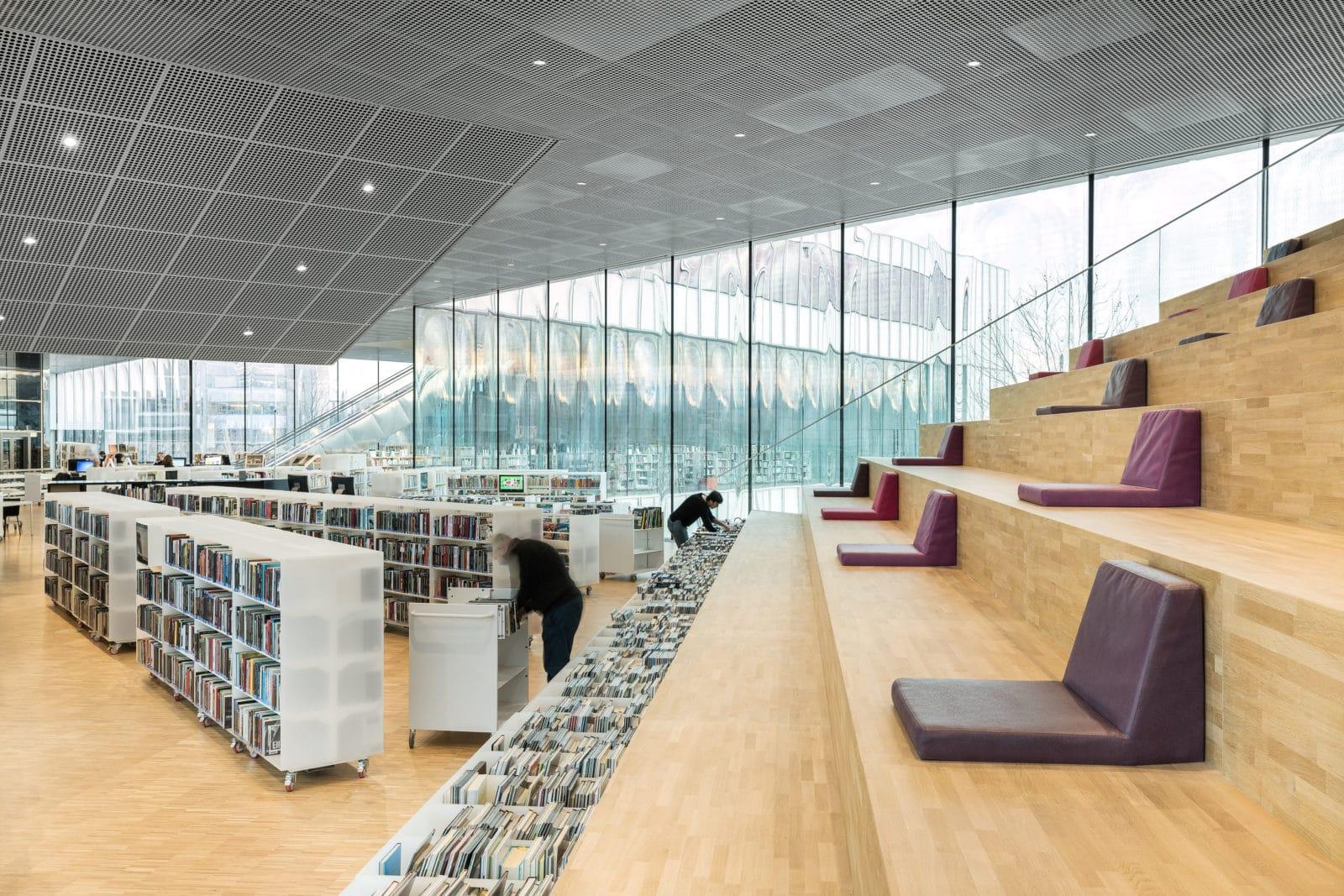 05_Bibliothèque Alexis de Tocqueville_ Photo by Delfino Sisto Legnani and Marco Cappelletti