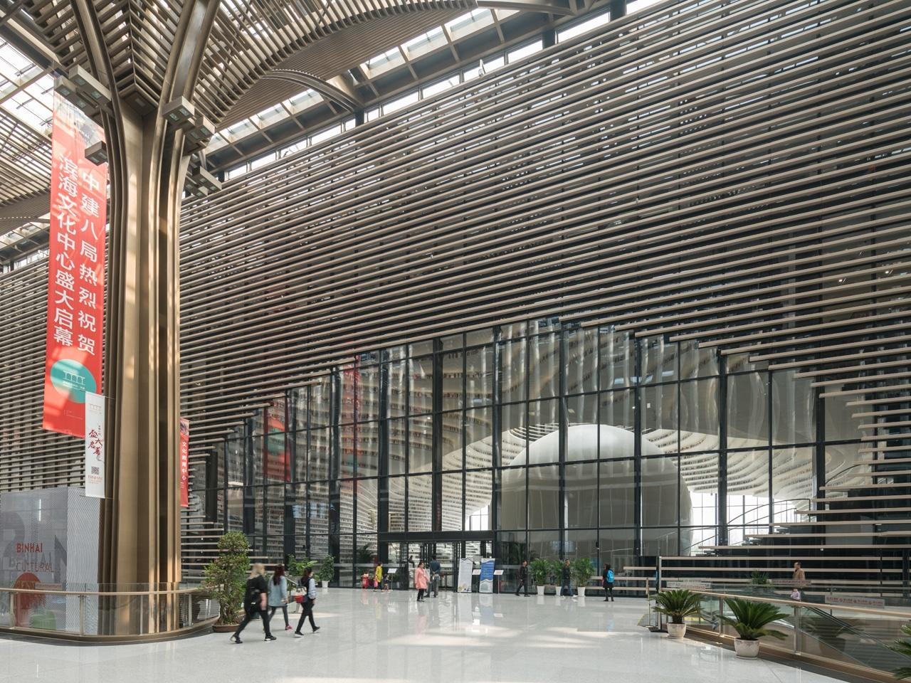 13_library mvrdv tianjin_Tianjin_Library_∏kiiwan