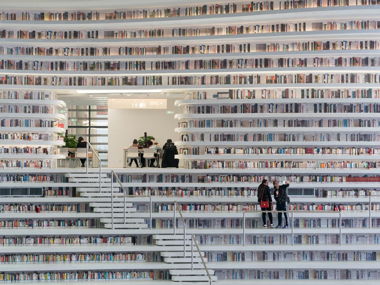 24_library mvrdv tianjin_Tianjin_Library_∏kiiwan