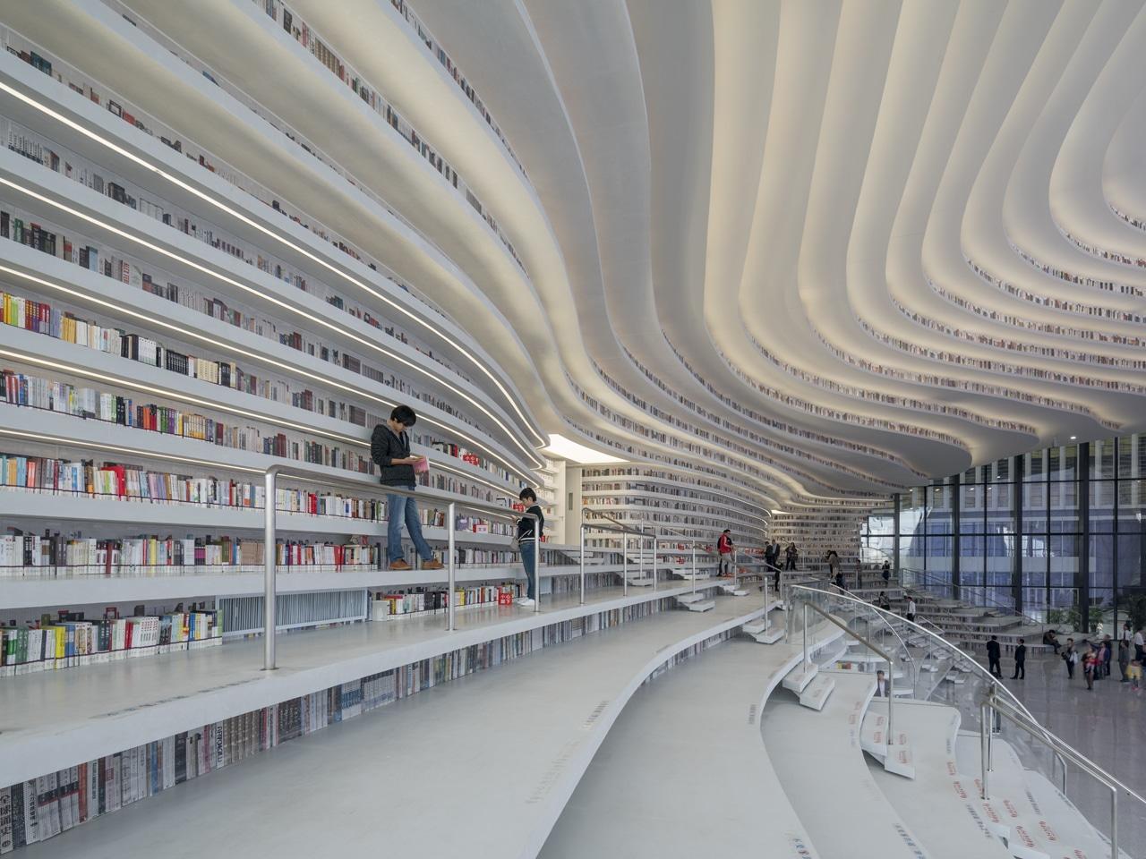 28b_library mvrdv tianjin_Tianjin_Library_∏kiiwan