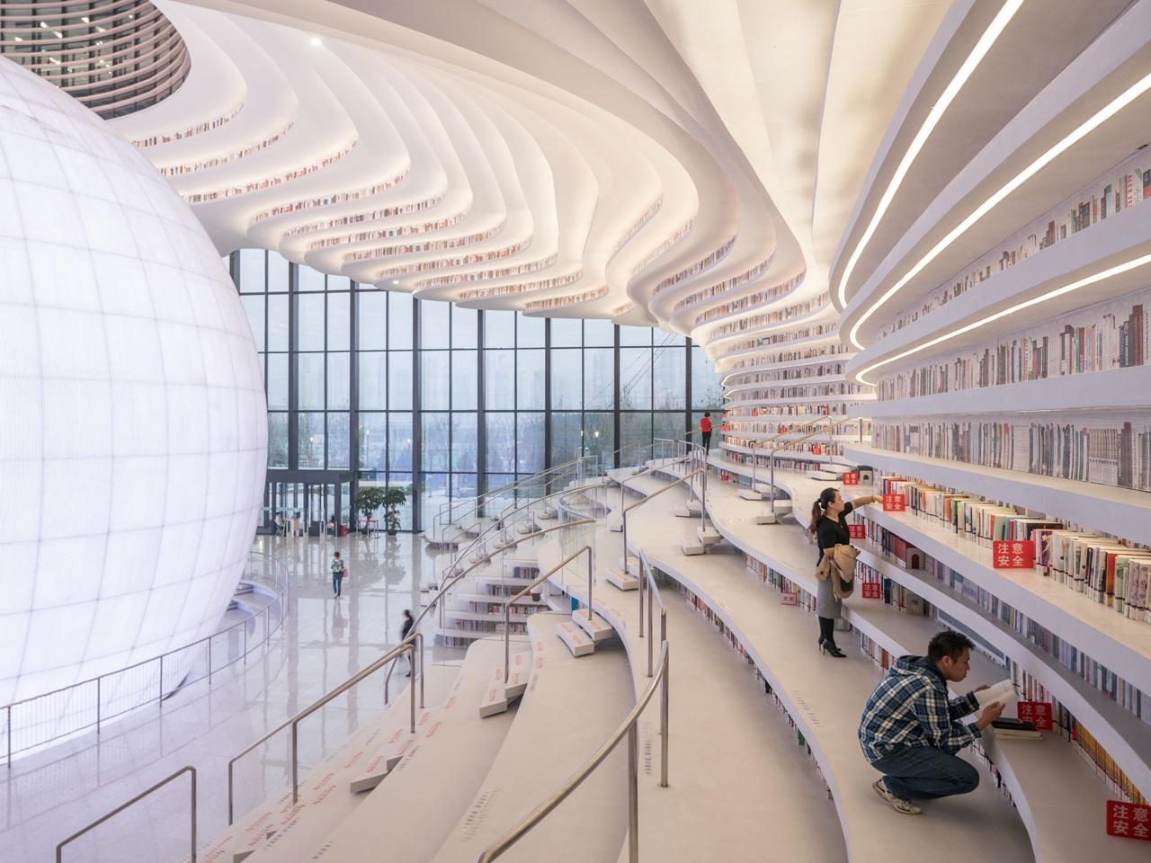 38b_library mvrdv tianjin_Tianjin_Library_∏kiiwan