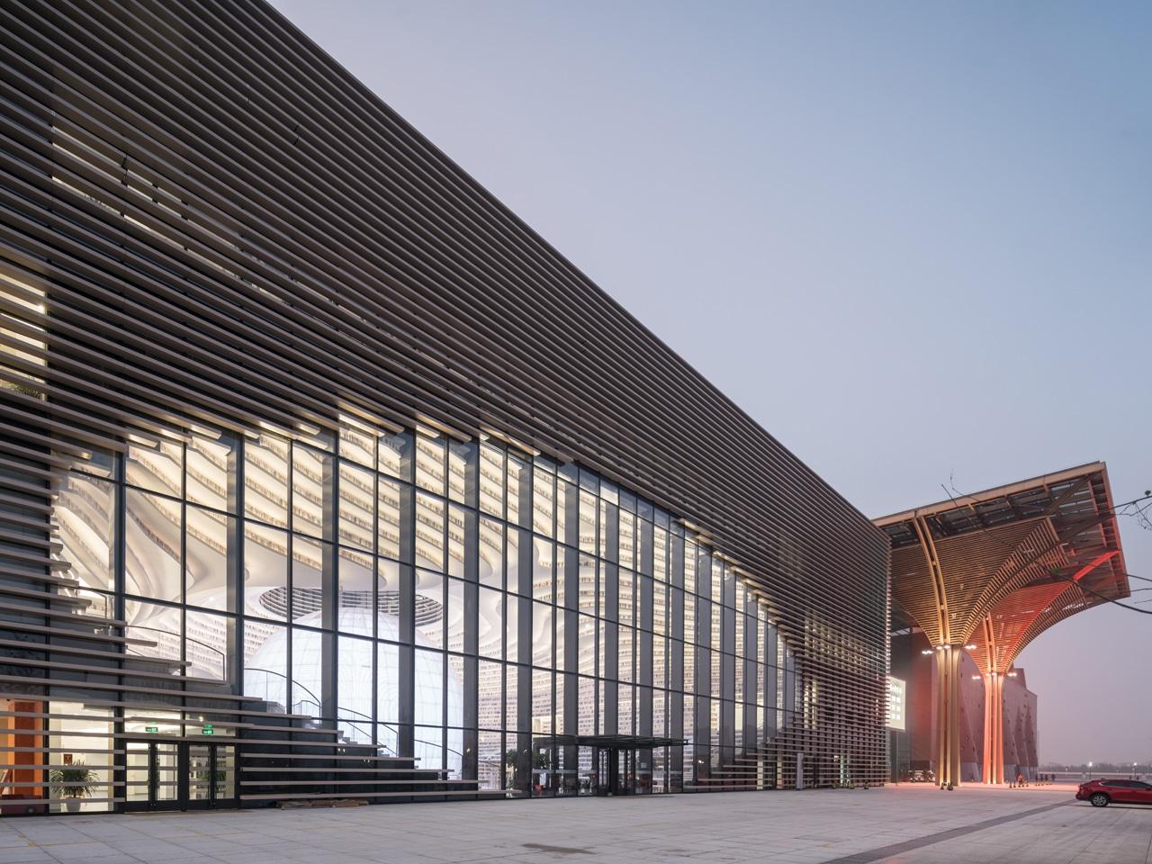 43b_library mvrdv tianjin_Tianjin_Library_∏kiiwan