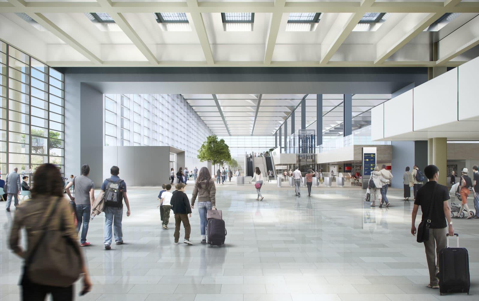 aeroport marseille extension foster 10