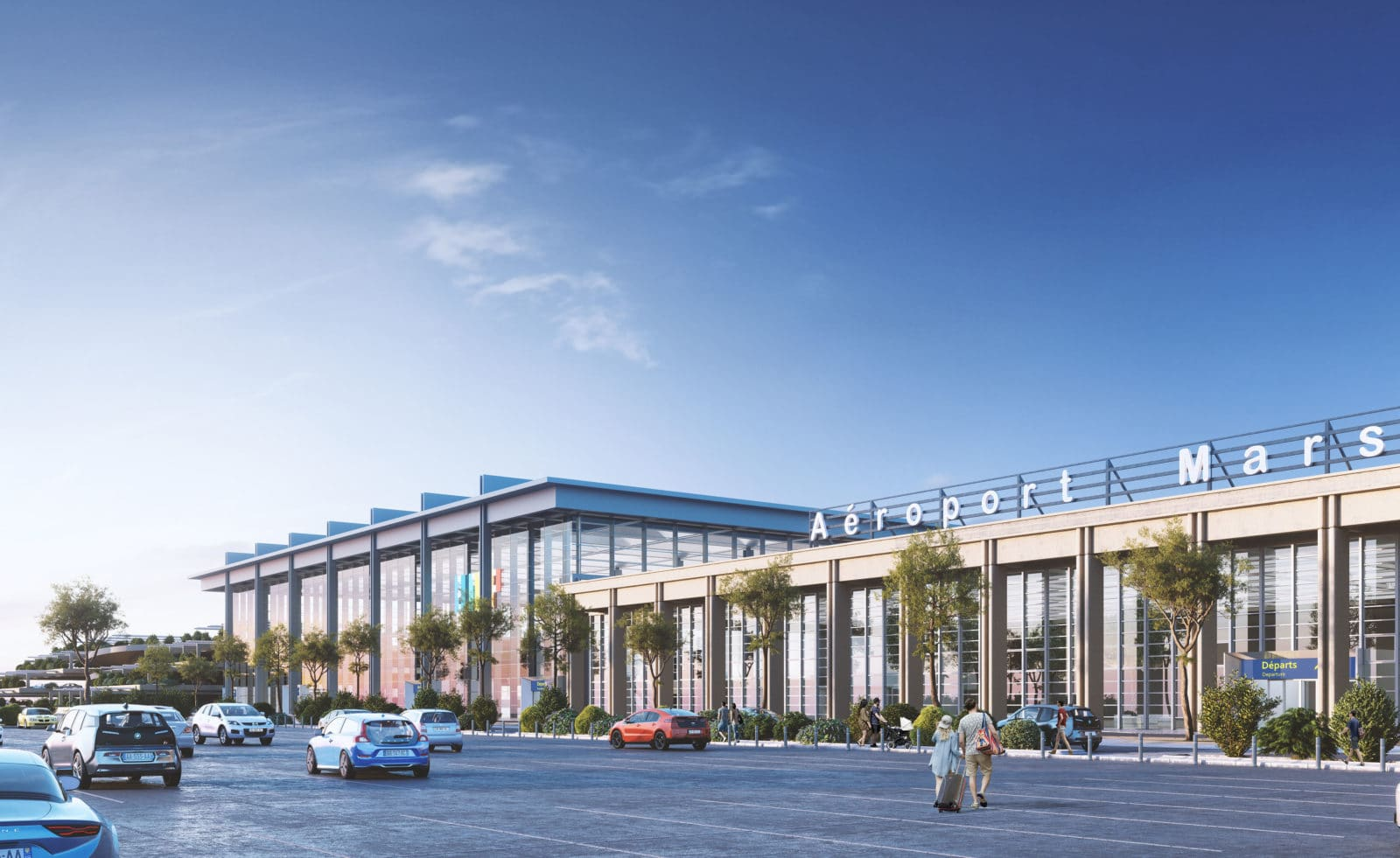 aeroport marseille extension foster 12