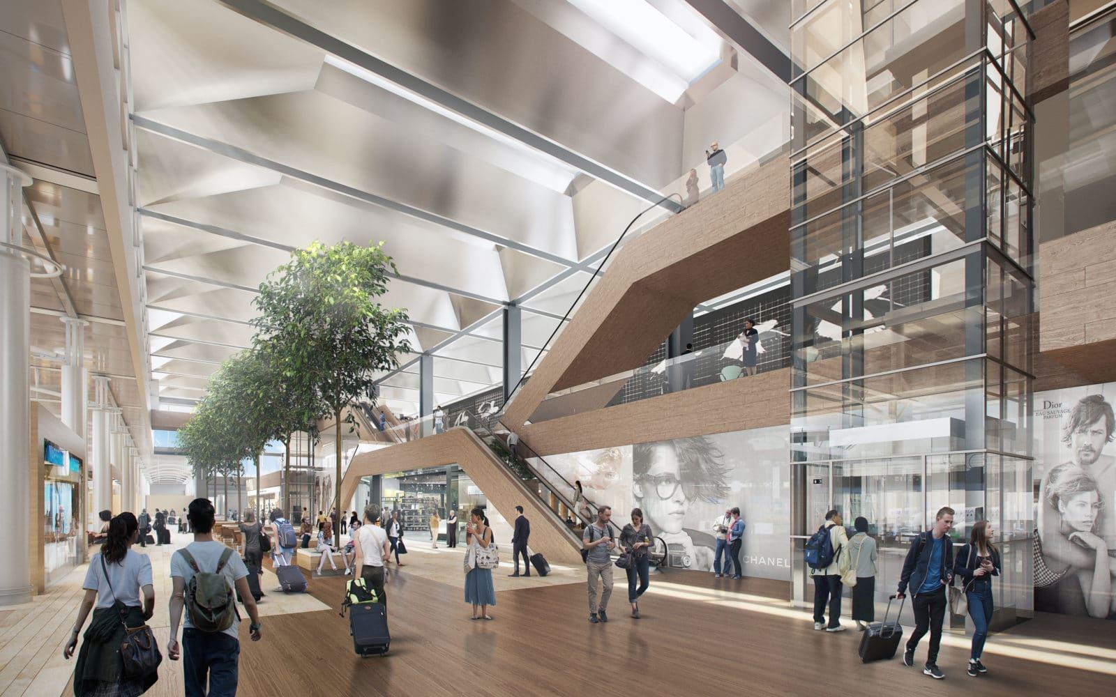 aeroport marseille extension foster 14