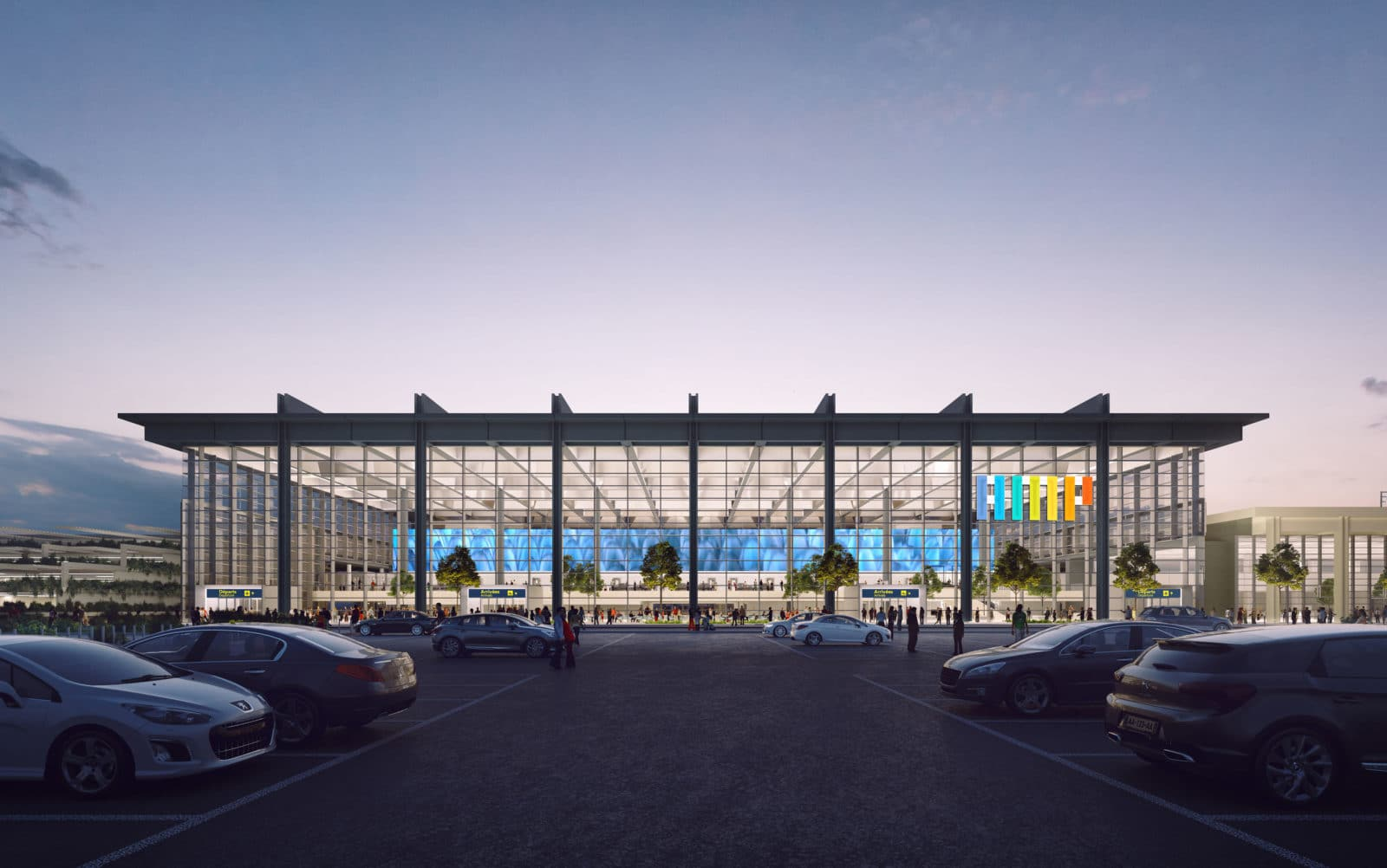 aeroport marseille extension foster 4