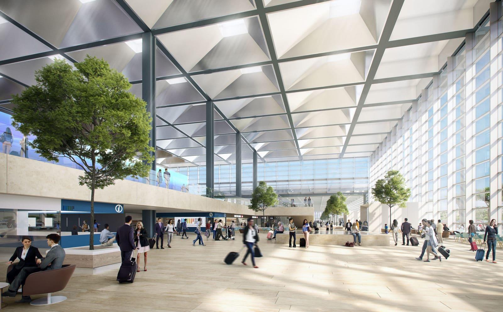 aeroport marseille extension foster 7
