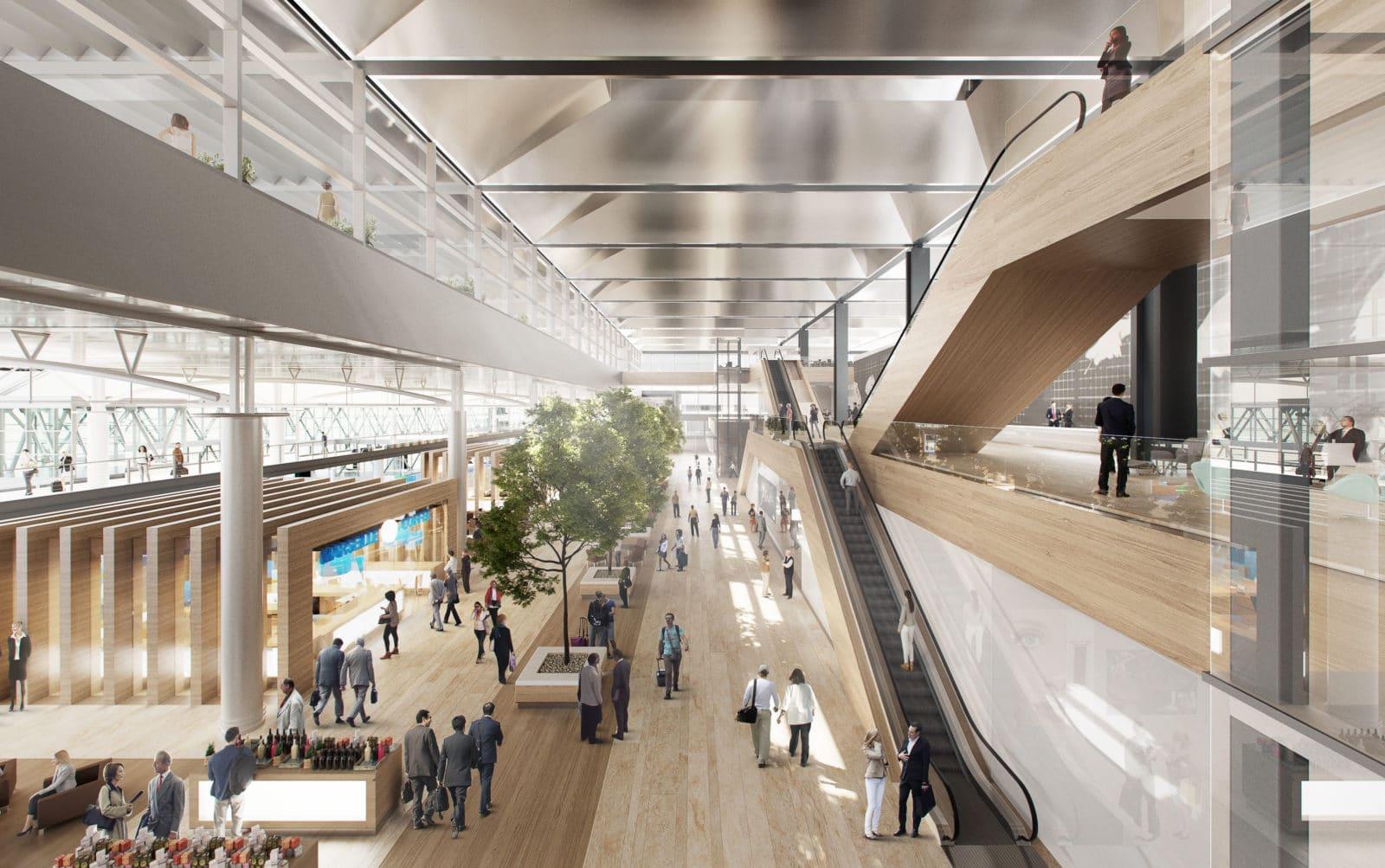 aeroport marseille extension foster 8