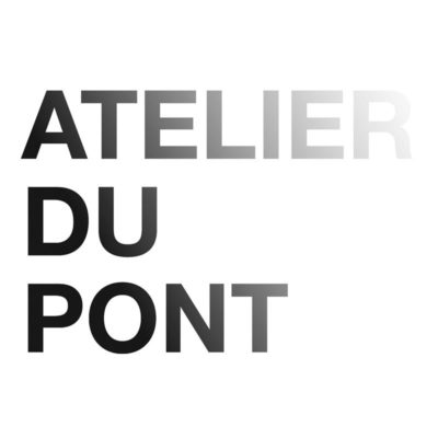 logo atelier du pont architecture