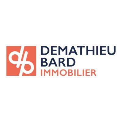 logo demathieu bard immobilier