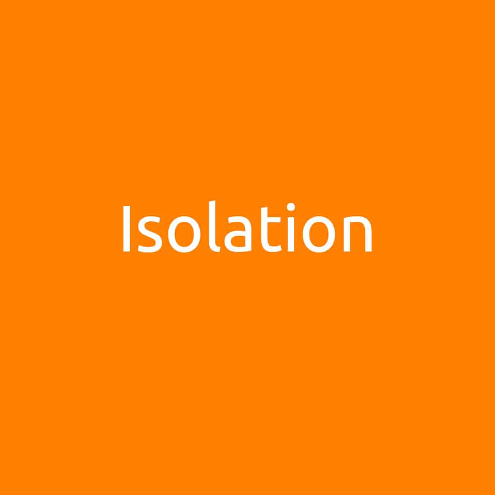couv guide isolation
