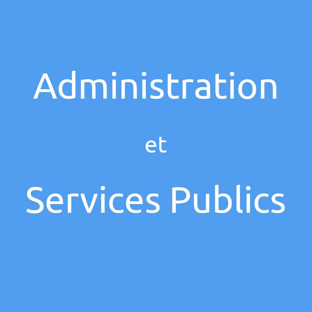 COUV projet administration