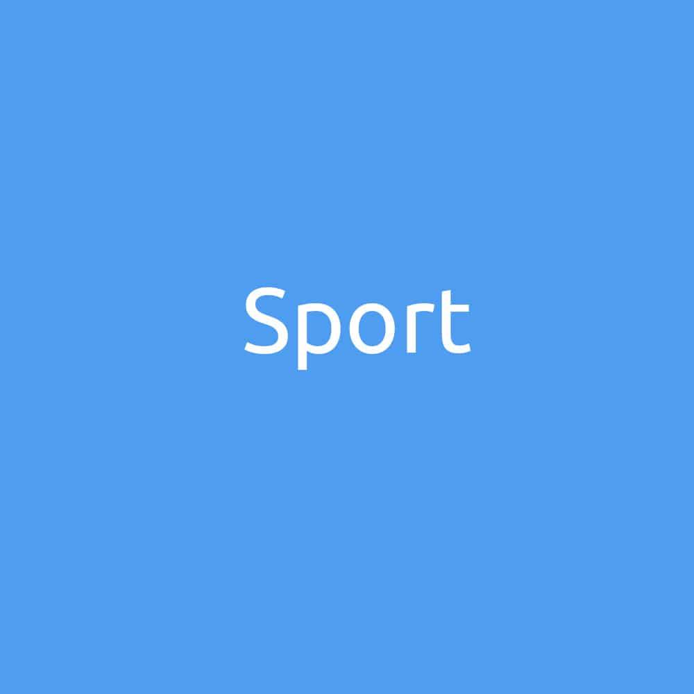 COUV projet sport