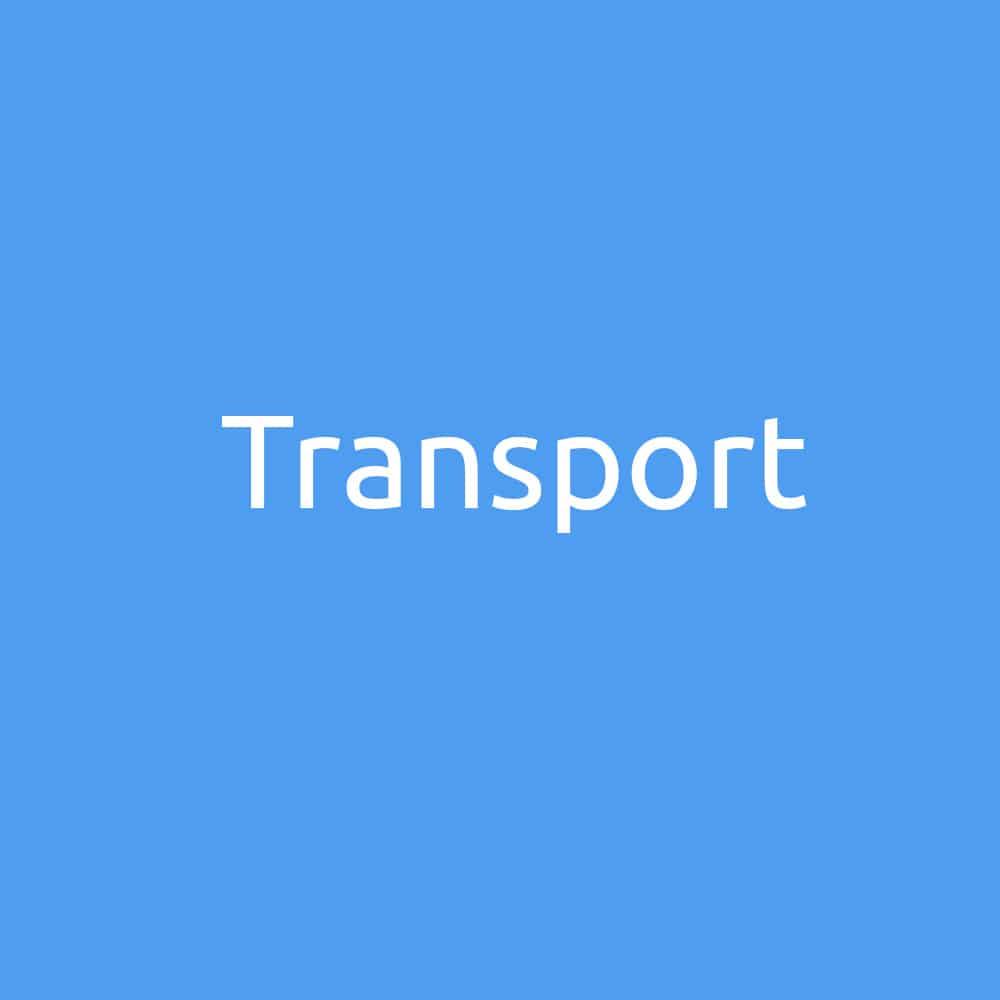 COUV projet transport