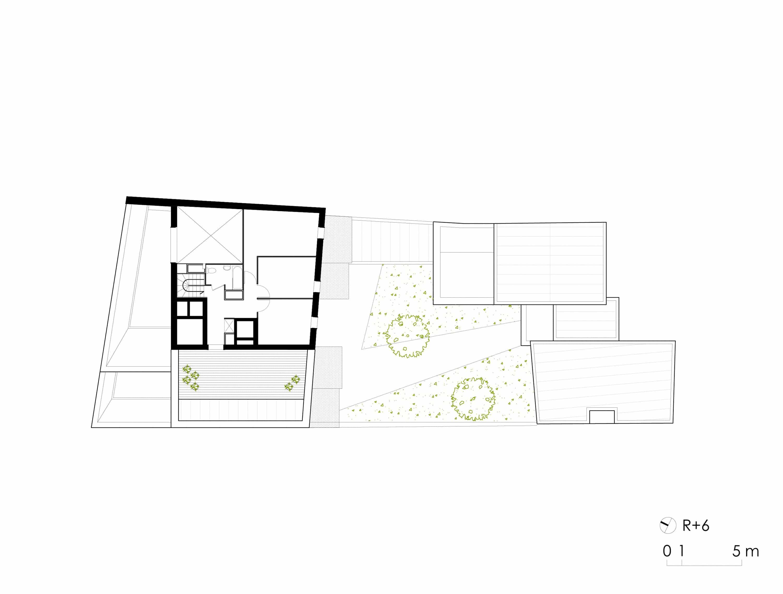 19 logements sociaux paris par l 39 atelier du pont actuarchi. Black Bedroom Furniture Sets. Home Design Ideas