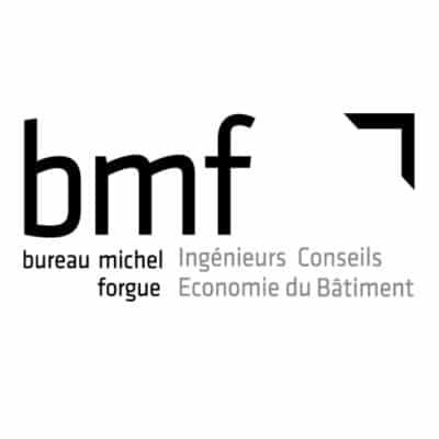 logo bureau michel forgue economiste