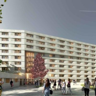 © Baumschlager Eberle Architectes SPLANN DEMATHIEU BARD IMMOBILIER