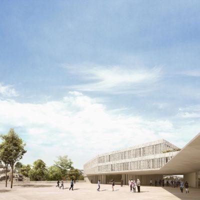 © Agence Rudy Ricciotti - Unic Architecture