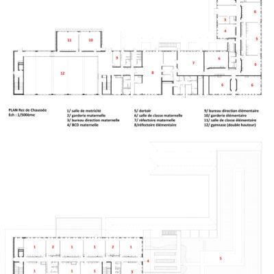 © Marjan Hessamfar & Joe Vérons architectes associés