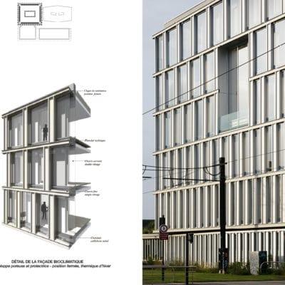 © Thibaud Babled Architectes Urbanistes