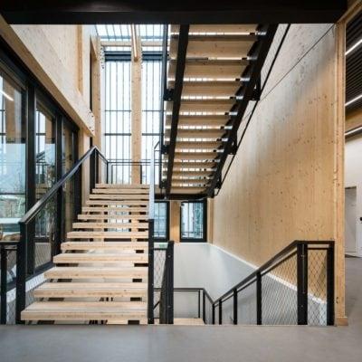 © STUDIOS Architecture / Photos Baptiste Lobjoy