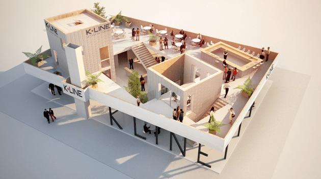 K-LINE salon batimat 2019